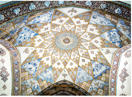Persian Dreams 5 of Elegance in the Garden of Fin, Kashan