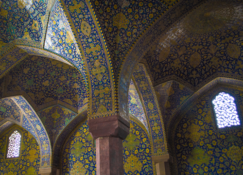 Persian Dreams 4 of Endless Arches